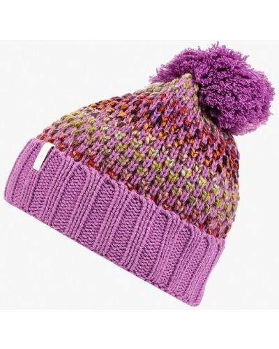 Фиолетовая шапка осенняя Icepeak