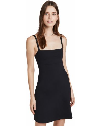 Sukienka rozkloszowana - czarna Susana Monaco
