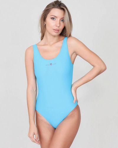 Спортивный купальник - голубой Sport Vision
