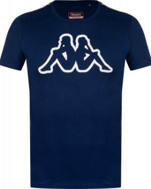Спортивная футболка с принтом Kappa
