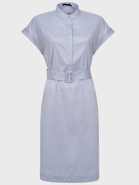 Хлопковое платье - фиолетовое Windsor
