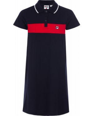 Платье синий спортивный Fila