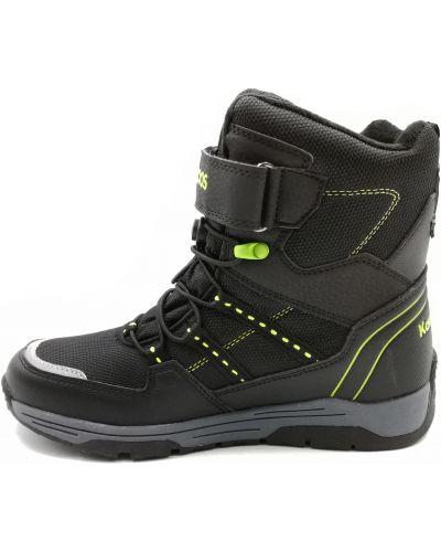 Текстильные ботинки - черные Kangaroos