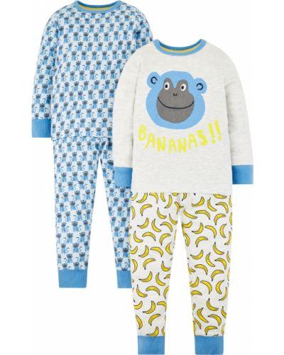 Пижама белая Mothercare