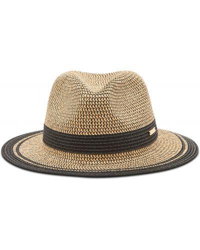 Czarna czapka Lauren Ralph Lauren