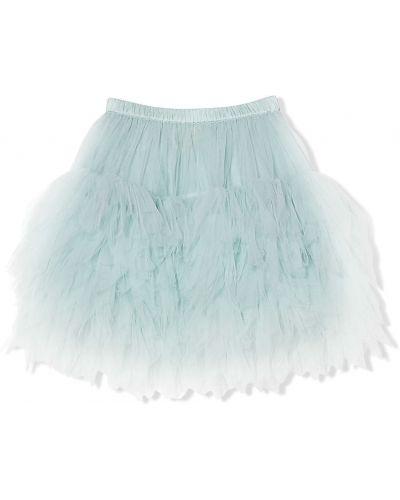 Zielona spódnica tiulowa Tutu Du Monde
