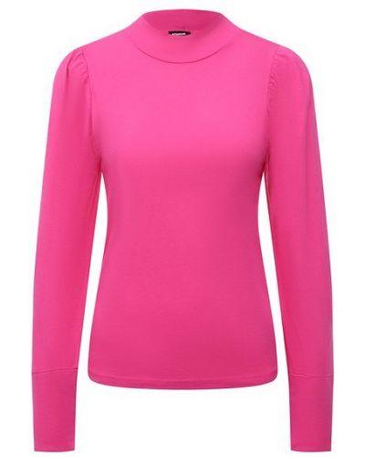 Розовый трикотажный пуловер Monrow