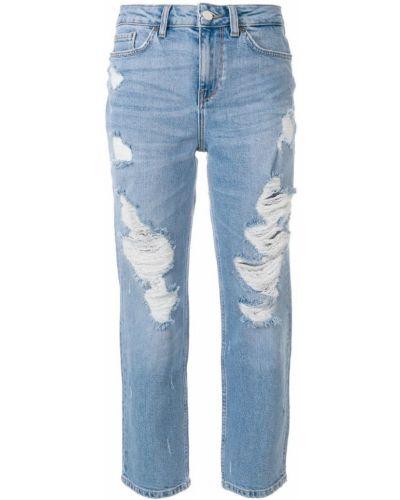 Укороченные джинсы слим фит на пуговицах Tommy Hilfiger