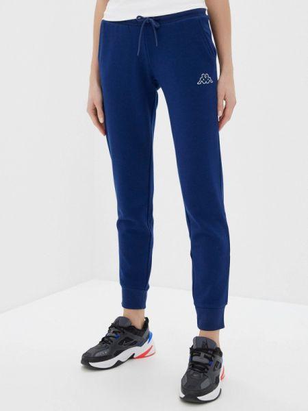 Спортивные брюки синие весенний Kappa