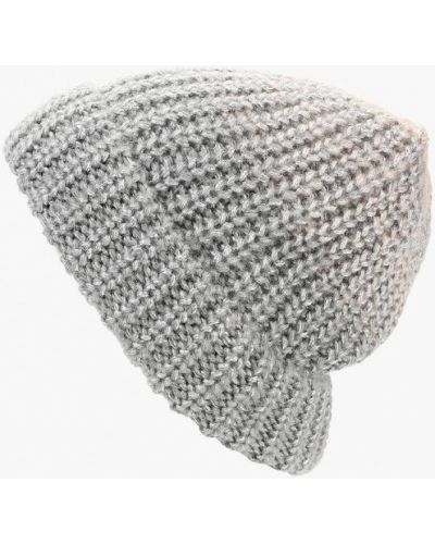 Серая шапка осенняя S.oliver