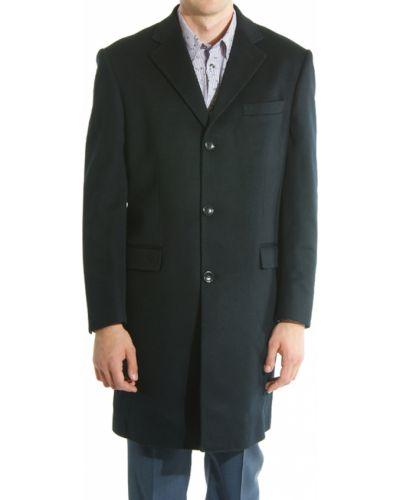 Пальто шерстяное кашемировое Luciano Barbera