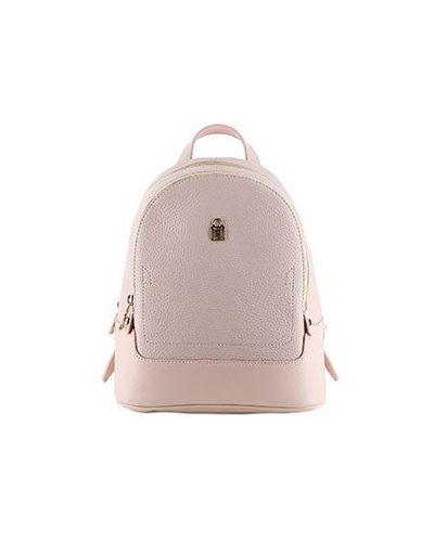 Розовый рюкзак Patrizia Pepe