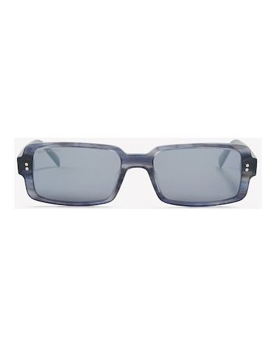 Niebieskie okulary Marc O Polo