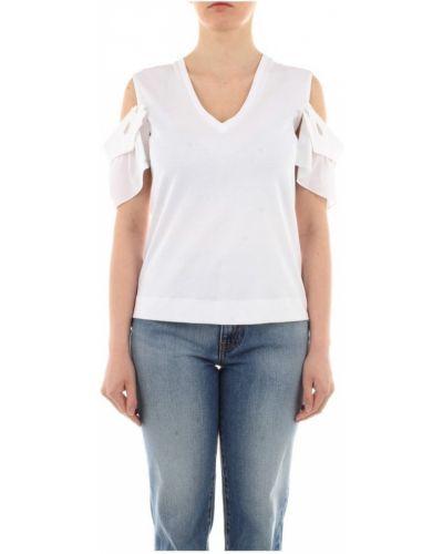 Biała t-shirt Vivetta