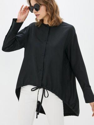 Блузка - черная энсо