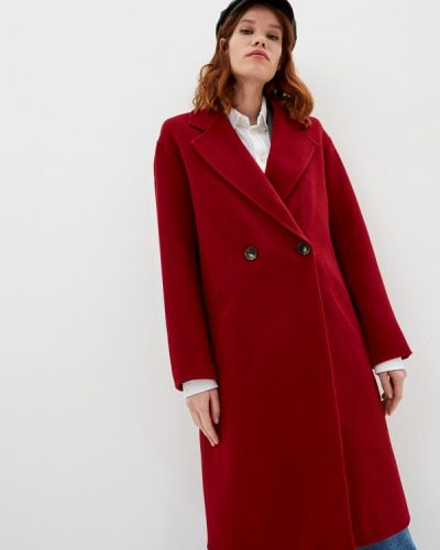Красное пальто Gerard Darel