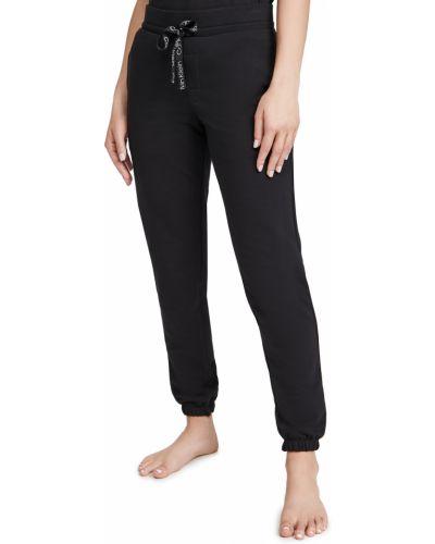 Хлопковые джоггеры с карманами с манжетами Calvin Klein Underwear