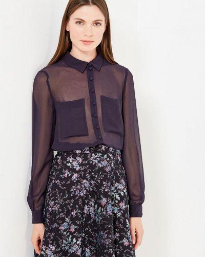 Блузка с длинными рукавами - синяя Max&co