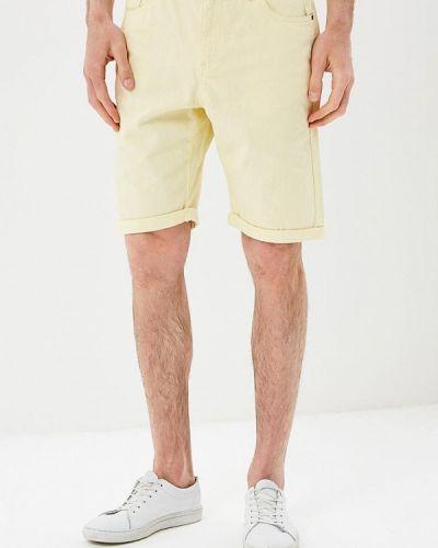 Желтые шорты Sela