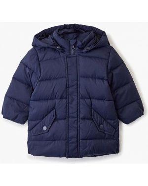 Куртка синий United Colors Of Benetton