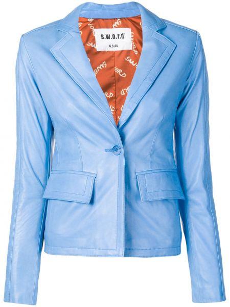 Синий пиджак S.w.o.r.d 6.6.44