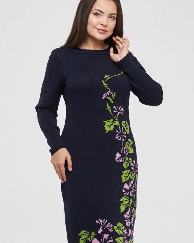 Платье миди осеннее Vay