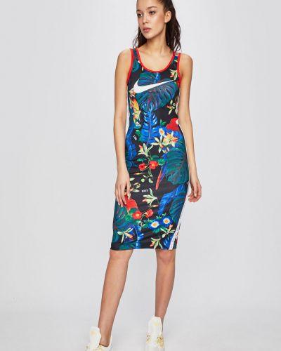 Платье мини с вырезом Nike