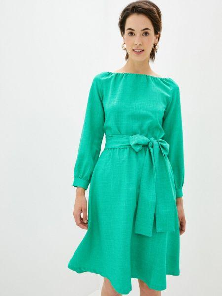 Платье - зеленое Maurini