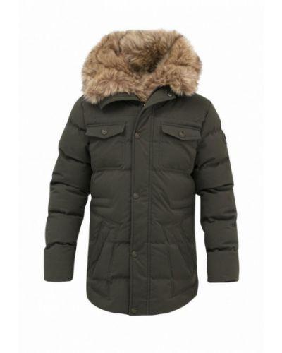Куртка зеленый теплая Jan Steen
