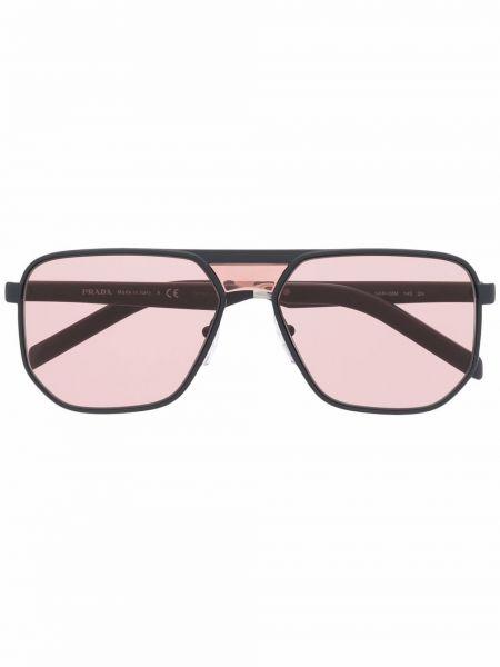 Różowe okulary Prada Eyewear
