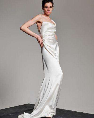 Платье на бретелях через плечо Vivienne Westwood