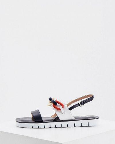 Кожаные сандалии Pollini