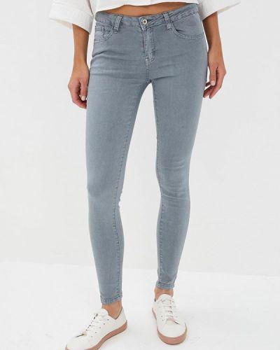 Синие брюки Miss Bon Bon
