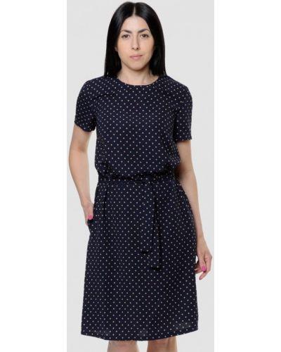 Повседневное синее платье Arber