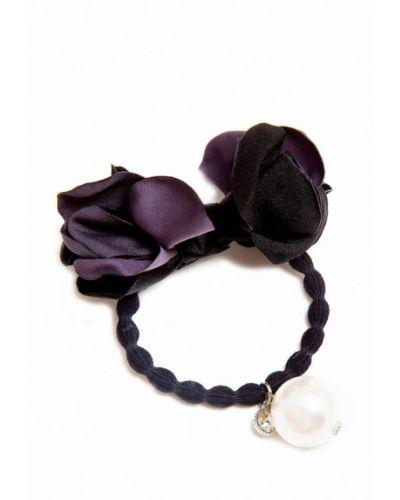 Фиолетовая резинка для волос Kameo Bis