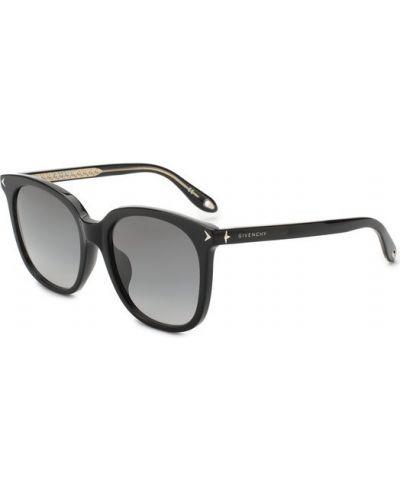 Черные солнцезащитные очки Givenchy
