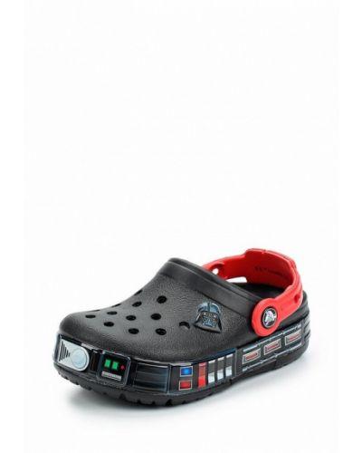 Сабо черный Crocs