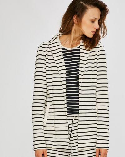 Классический пиджак без застежек в стиле кэжуал Only