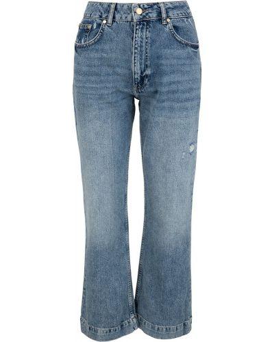 Niebieskie mom jeans Essentiel Antwerp