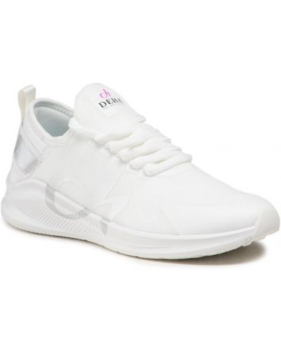Białe sneakersy Deha