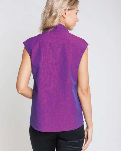 Блузка - фиолетовая Emi