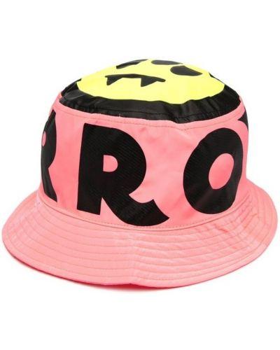 Różowy kapelusz Barrow