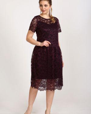 Платье со складками платье-сарафан марита