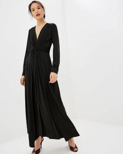 Платье черное Adolfo Dominguez