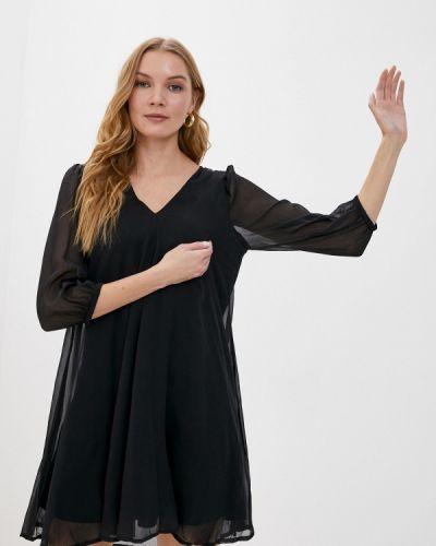 Черное вечернее платье Vero Moda