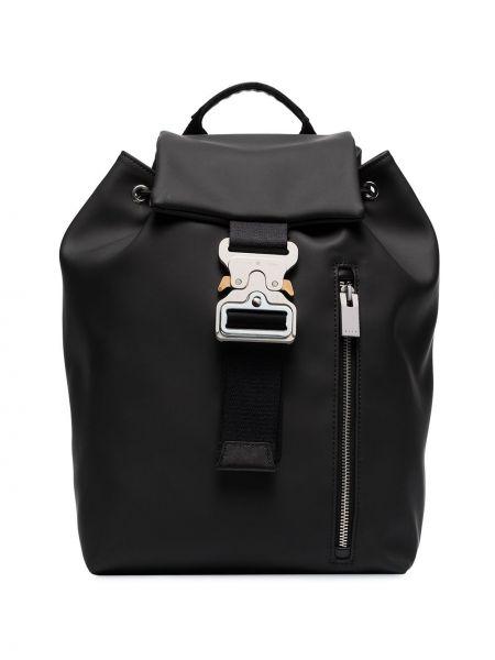 Czarny plecak klamry na co dzień 1017 Alyx 9sm