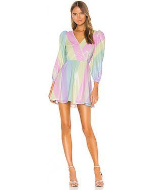 Платье мини облегающее на пуговицах Olivia Rubin