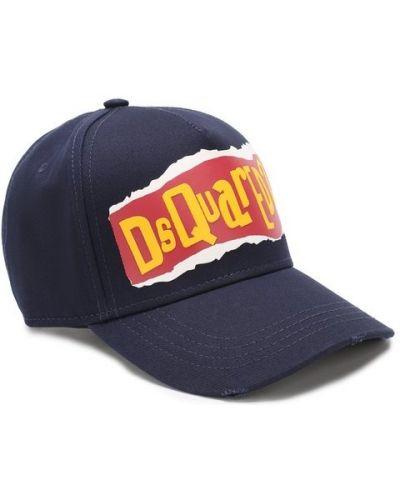 Бейсболка с логотипом с принтом Dsquared2