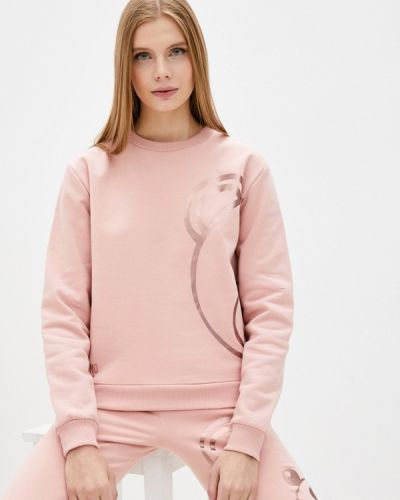 Свитшот - розовый Moschino Underwear