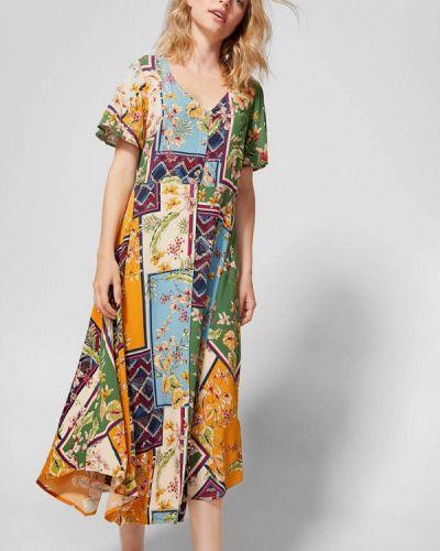 Платье прямое весеннее Springfield